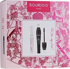 Düfte, Parfümerie und Kosmetik Make-up Set (Wimperntusche 8ml + Lippenstift 7.5ml) - Bourjois For You My Love