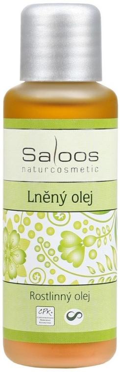 Leinsamenöl - Saloos Faxseed Oil — Bild N1