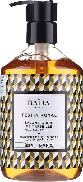 Marseiller Flüssigseife - Baija Festin Royal Marseille Liquid Soap