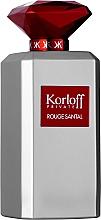 Düfte, Parfümerie und Kosmetik Korloff Paris Rouge Santal - Eau de Toilette