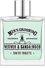 Düfte, Parfümerie und Kosmetik Scottish Fine Soaps Men's Grooming Vetiver & Sandalwood - Eau de Toilette