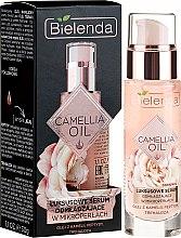 Düfte, Parfümerie und Kosmetik Verjüngendes Gesichtsserum - Bielenda Camellia Oil Luxurious Rejuvenating Serum
