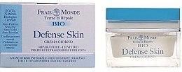 Düfte, Parfümerie und Kosmetik Schützende und beruhigende Tagescreme - Frais Monde Bio Defense Skin Day Cream