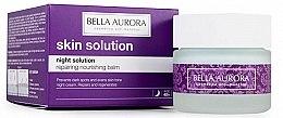 Düfte, Parfümerie und Kosmetik Aufbauendes und reichhaltiges Nachtbalsam - Bella Aurora Night Solution Repairing Nourishing Balm