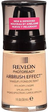 Foundation - Revlon Photoready Airbrush Effect Foundation