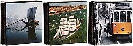Düfte, Parfümerie und Kosmetik Seifenset - Essencias de Portugal Live Portugal Collection (Seife 3x50g)