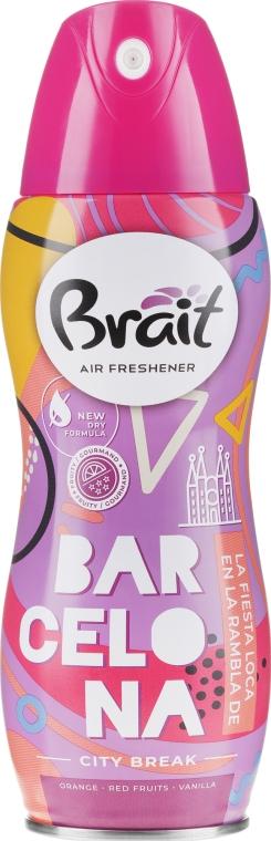 Trockener Lufterfrischer City Break -Barcelona - Brait Dry Air