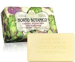 Düfte, Parfümerie und Kosmetik Natürliche Seife mit Artischockenextrakt - Nesti Dante Horto Botanico Artichoke Soap