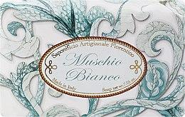 Düfte, Parfümerie und Kosmetik Naturseife White Musk - Saponificio Artigianale Fiorentino White Musk Soap Samarcanda Collection