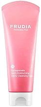 Düfte, Parfümerie und Kosmetik Pflegender und feuchtigkeitsspendender Gesichtsreinigungsschaum mit Granatapfel - Frudia Pomegranate Nutri-Moisturizing Sticky Cleansing Foam