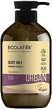 Düfte, Parfümerie und Kosmetik Pflegende Körpermilch mit Feijoa und Shea - Ecolatier Urban Body Milk
