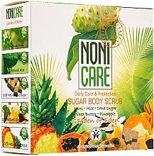 Düfte, Parfümerie und Kosmetik Zuckerpeeling für den Körper mit AHA-Säuren - Nonicare Garden Of Eden Sugar Body Scrub