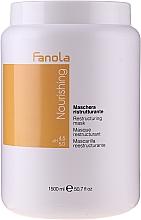 Düfte, Parfümerie und Kosmetik Restrukturierende Pflegemaske für trockenes und krauses Haar - Fanola Nourishing Restructuring Mask