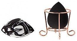 Düfte, Parfümerie und Kosmetik Make-up Schwamm-Set mit Korb - Donegal