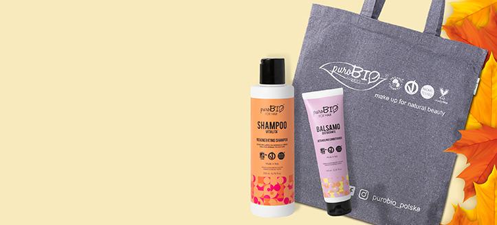 Beim Kauf von PuroBio Cosmetics Produkten ab 18€ bekommen Sie einen Shopper gratis dazu