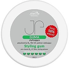 Düfte, Parfümerie und Kosmetik Modellierende Haarstylingpaste mit Provitamin B5 Mega starker Halt - Joanna Styling Gum
