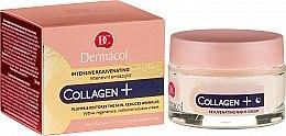 Düfte, Parfümerie und Kosmetik Intensive Anti-Aging Nachtcreme - Dermacol Collagen+ Intensive Rejuvenating Night Cream