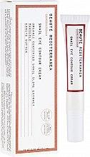 Düfte, Parfümerie und Kosmetik Augenkonturcreme mit Schneckenschleimextrakt - Beaute Mediterranea Snail Eye Contour