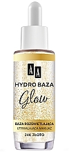 Düfte, Parfümerie und Kosmetik Make-up Base - AA Hydro Baza Glow