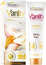 Düfte, Parfümerie und Kosmetik 2in1 Enthaarungscreme für Körper und Bikinizone - Bielenda Vanity Soft Touch Depilatory Cream