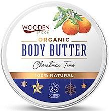 Düfte, Parfümerie und Kosmetik Natürliche Körperbutter Christmas Time - Wooden Spoon Christmas Time Body Butter