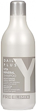 Düfte, Parfümerie und Kosmetik Mineralshampoo für behandeltes Haar mit Vitaminen und Mineralsalzen - Freelimix Daily Plus Vita Mineral Shampoo