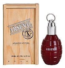 Düfte, Parfümerie und Kosmetik Gilles Cantuel Arsenal Red - Eau de Parfum