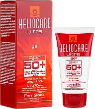 Düfte, Parfümerie und Kosmetik Sonnenschutzgel für das Gesicht SPF 50+ - Cantabria Labs Heliocare Ultra Gel SPF50+