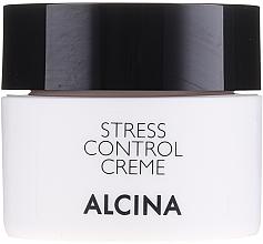 Gesichtscreme gegen vorzeitige Hautalterung LSF 15 - Alcina Stress Control Creme  — Bild N3