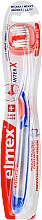 Düfte, Parfümerie und Kosmetik Zahnbürste weich blau - Elmex Toothbrush Caries Protection InterX Soft Short Head
