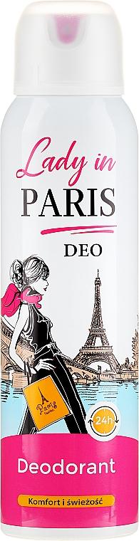 Deospray - Lady In Paris Deodorant