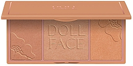 Düfte, Parfümerie und Kosmetik Highlighter - Doll Face Glow Baby Glow Highlighting Palette