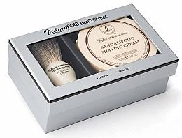 Düfte, Parfümerie und Kosmetik Rasierset - Taylor of Old Bond Street (Rasierpinsel + Rasiercreme 150g)