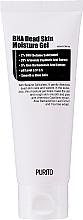 Düfte, Parfümerie und Kosmetik Feuchtigkeitsspendendes Peeling-Gel für das Gesicht - Purito BHA Dead Skin Moisture