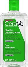 Düfte, Parfümerie und Kosmetik Feuchtigkeitsspendendes Mizellenwasser mit Ceramiden und Niacinamid - CeraVe Micellar Cleansing Water