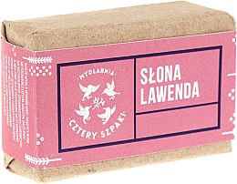 Düfte, Parfümerie und Kosmetik Naturseife Lavendel - Cztery Szpaki Soap