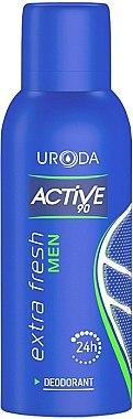 Deospray - Uroda Active 90 For Men