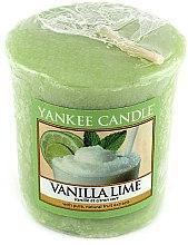 Düfte, Parfümerie und Kosmetik Votivkerze Vanilla Lime - Yankee Candle Vanilla Lime Sampler Votive