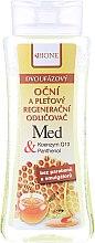 Düfte, Parfümerie und Kosmetik Zwei-Phasen-Gesichtsreinigungstonikum mit Honig und Coenzym Q10 - Bione Cosmetics Honey + Q10