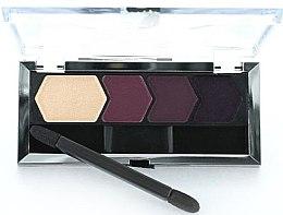 Düfte, Parfümerie und Kosmetik Lidschatten - Maybelline EyeStudio Quad Eye Shadow