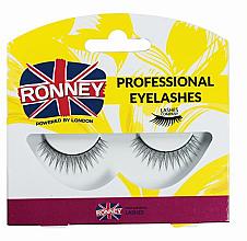 Düfte, Parfümerie und Kosmetik Künstliche Wimpern - Ronney Professional Eyelashes RL00016