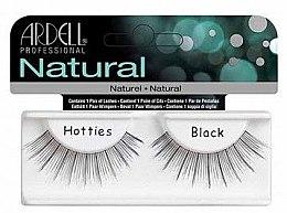 Düfte, Parfümerie und Kosmetik Künstliche Wimpern - Ardell Natural Hotties Black