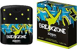Düfte, Parfümerie und Kosmetik Zippo BreakZone For Him - Eau de Toilette
