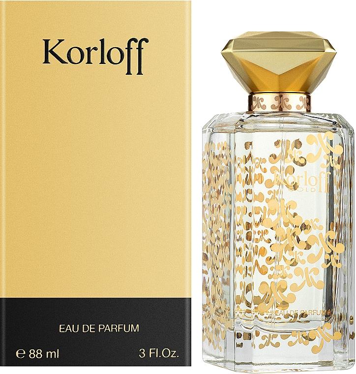 Korloff Paris Korloff Gold - Eau de Parfum — Bild N2
