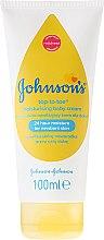 Düfte, Parfümerie und Kosmetik Feuchtigkeitsspendende Creme für Babys - Johnson's Baby Top-To-Toe Cream