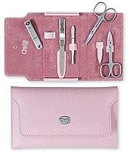 Düfte, Parfümerie und Kosmetik Maniküre-Set Palmelato Rose 5-tlg. - Credo Solingen Luxurious Manicure Set