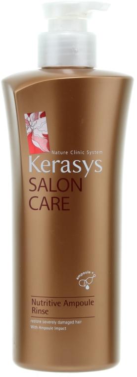 Reparierender Conditioner für stark geschädigtes Haar - KeraSys Hair Clinic Salon Care