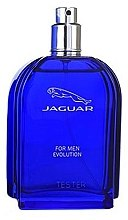 Düfte, Parfümerie und Kosmetik Jaguar for Men Evolution - Eau de Toilette (Tester ohne Deckel)