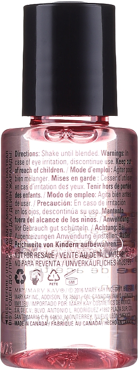 Mary Kay TimeWise Oil Free Eye Make-up Remover - Ölfreier Augen-Make-Up Entferner  — Bild N2