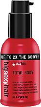 Düfte, Parfümerie und Kosmetik Föhnlotion für gröberes Volumen - SexyHair Big Total Body Bodifying Blow Dry Lotion